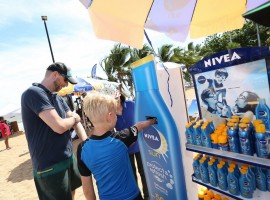 NIVEA SUN ท้าพิสูจน์พลังปกป้องแดดที่ดีที่สุดสำหรับทุกคนในครอบครัว