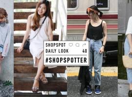 อัพเดทลุคสุดชิคกับ 10 ShopSpotter ประจำเดือนกรกฎาคม (ShopSpotter #40)