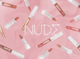 Kiss Me Harder NUDE ลิปนู้ดคอลเลคชันใหม่ล่าสุดจาก 4U2