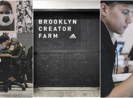adidas BROOKLYN CREATOR FARM พื้นที่เพื่อการสร้างสรรค์เท่ๆ เน้นคอนเซ็ปต์ด้านสังคมเมือง