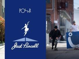 Jack Purcell Pro รุ่นใหม่ล่าสุดจากคอลเลคชัน Converse Cons x Polar Skate