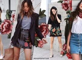 Embroidered Skirt สวยเก๋สไตล์สาวติสท์กับกระโปรงปักลาย สดใสกว่านี้ไม่มีอีกแล้ว