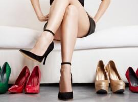 รองเท้าส้นสูง ไอเทมที่จะคอมพลีทลุคของคุณให้แซ่บครบรส