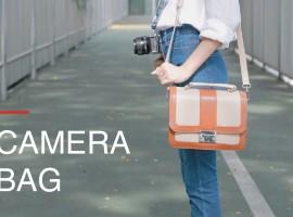 กระเป๋ากล้อง แฟชั่น 2 in 1 ดีไซน์แบบลงตัว