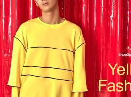 """สดใสไปกับ Yellow ไอเทมแฟชั่น """"สีเหลือง"""""""