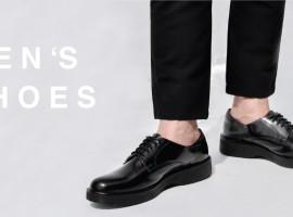 รองเท้าขาว หรือ รองเท้าดำ สีไหนทำให้หนุ่ม ๆ ปัง [ รองเท้าหนัง ]