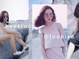 New in : เปลี่ยนการแต่งตัวให้สุดชิคกับ แบรนด์ Beetroot & Bluebird