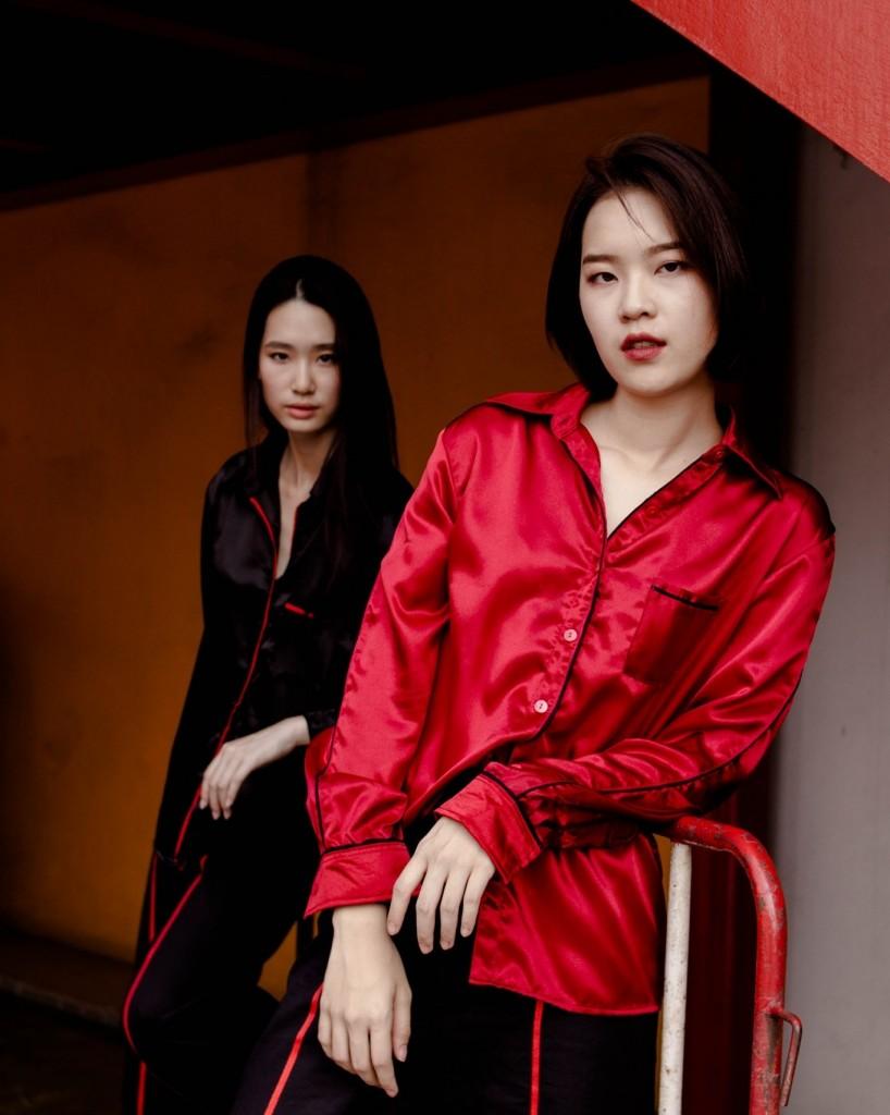 เสื้อสีแดง