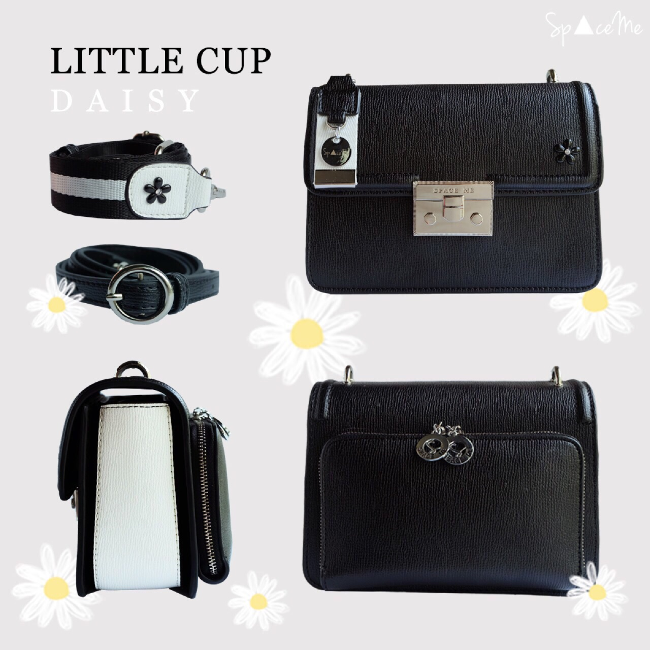 [ Little cup Daisy - 1,690 THB ] ร้าน SPACEME