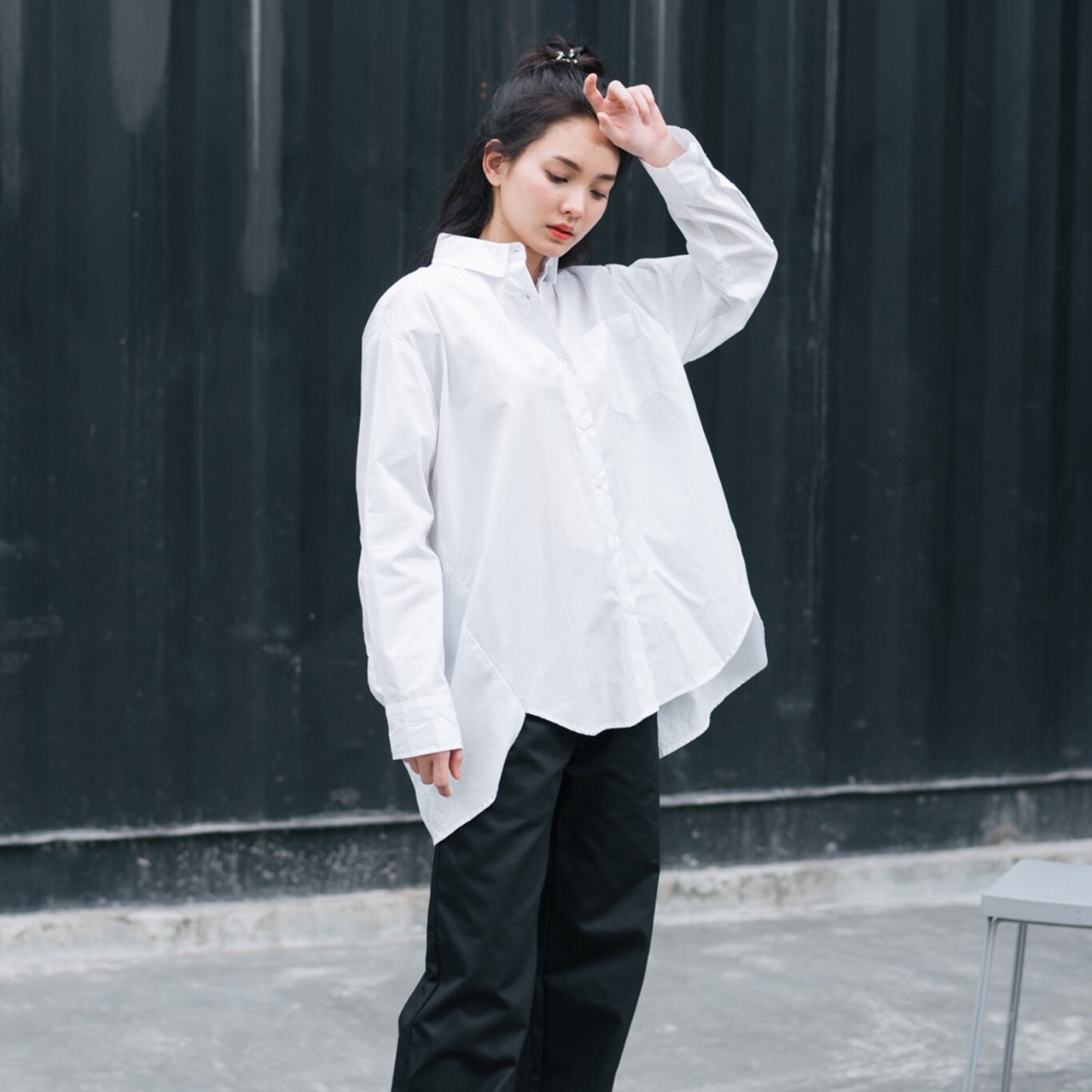 Over size Shirt : 790 THB