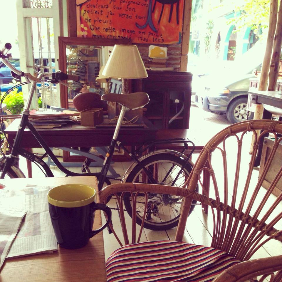 Cafe and Furniture