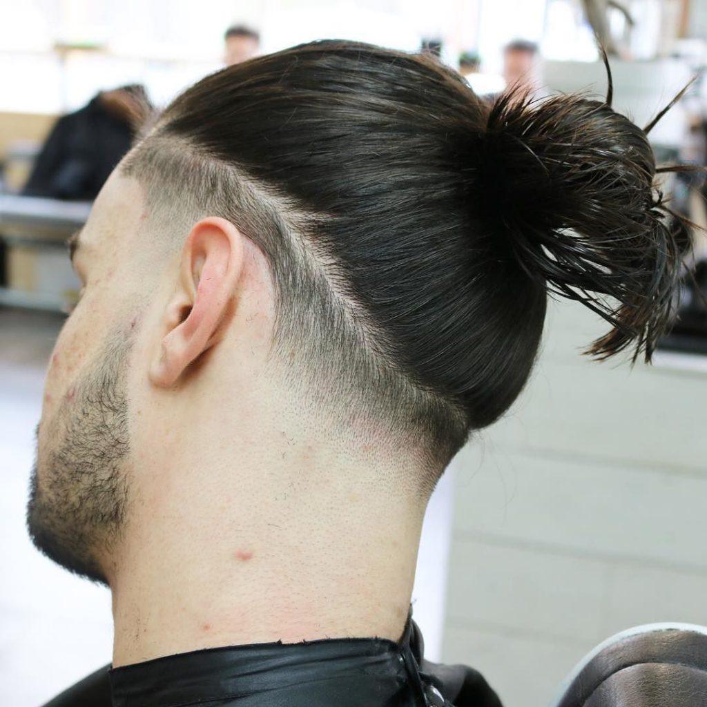Как сделать причёску для мальчиков с длинными волосами