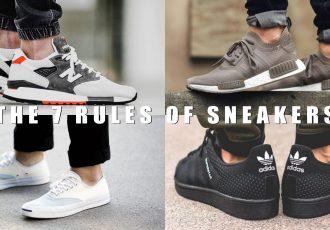 7 sneakers