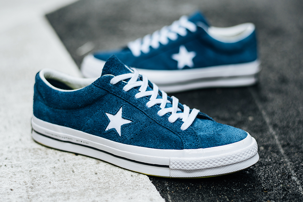 converse one star timeline