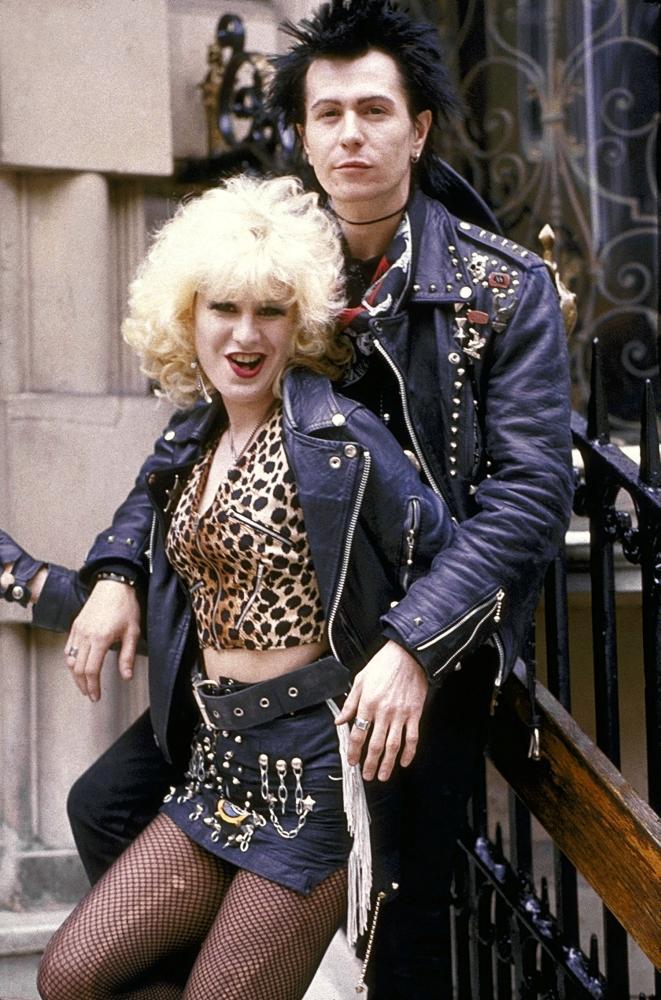 SID AND NANCY, Chloe Webb, Gary Oldman, 1986, (c) Samuel Goldwyn