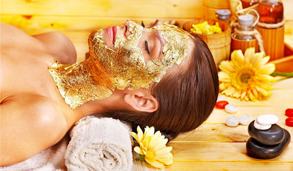 BB Trend Alert—24 k gold facial