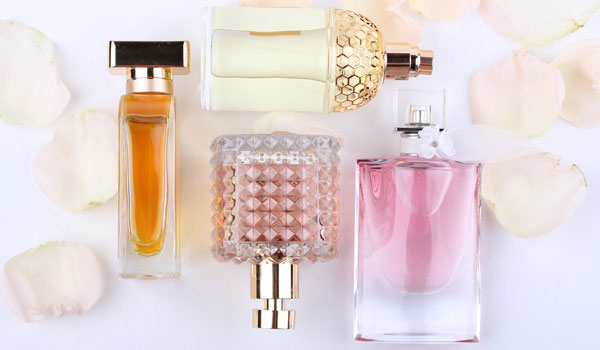THE 5 FRAGRANCES WE HAVE ON ROTATION