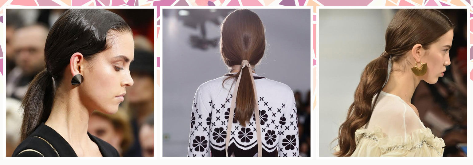 5 LOW PONYTAIL HAIRSTYLES TO TRY NOW