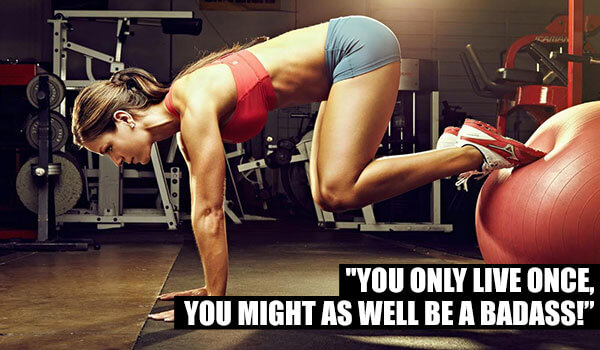 8 fitness quotes that'll have you hitting the gym ASAP