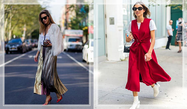 THE BEST OF STREET STYLE FROM NEW YORK FASHION WEEK 2017