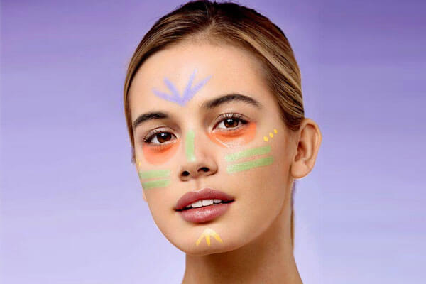 colour correcting your skin