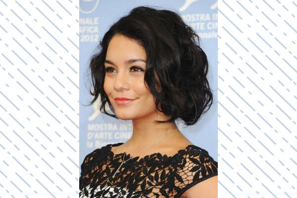 curly bob hairstyle for women