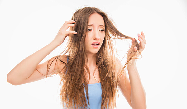 Image result for 4 Common Hair Problems Women Face