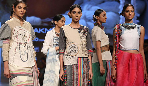 Fashion trendspotting at Lakmé Fashion Week S/R 2017