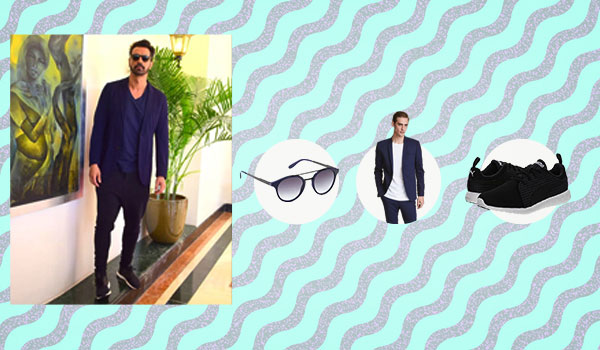 Get the look—Arjun Rampal