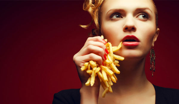 How much exercise do you need to burn these junk foods?
