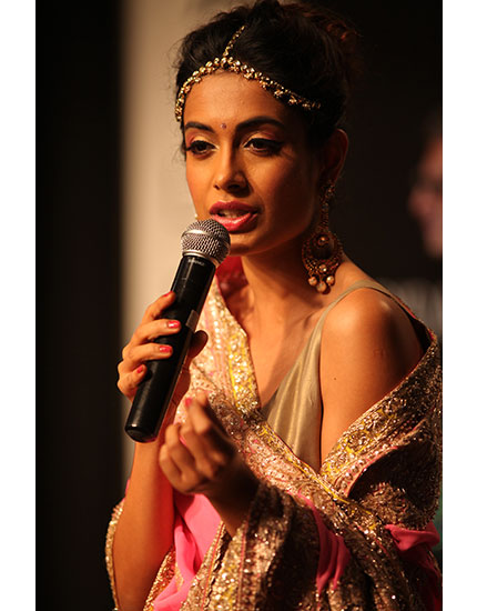 The Lakme Absolute Bridal Makeup Masterclass with Cory ...