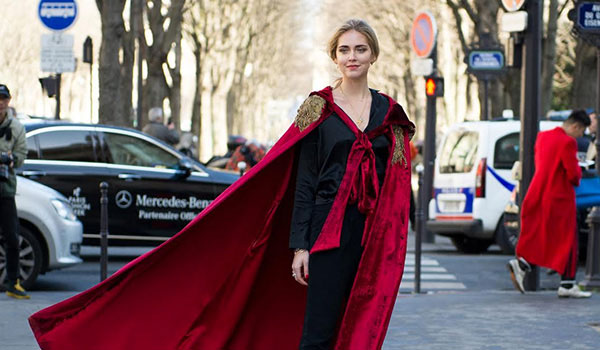 The quirkiest street style picks from Paris Fashion Week FW17