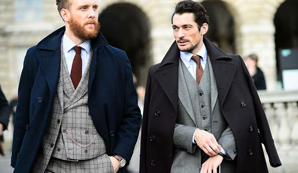 The Best Of Men's Street Style At London Fashion Week 2017