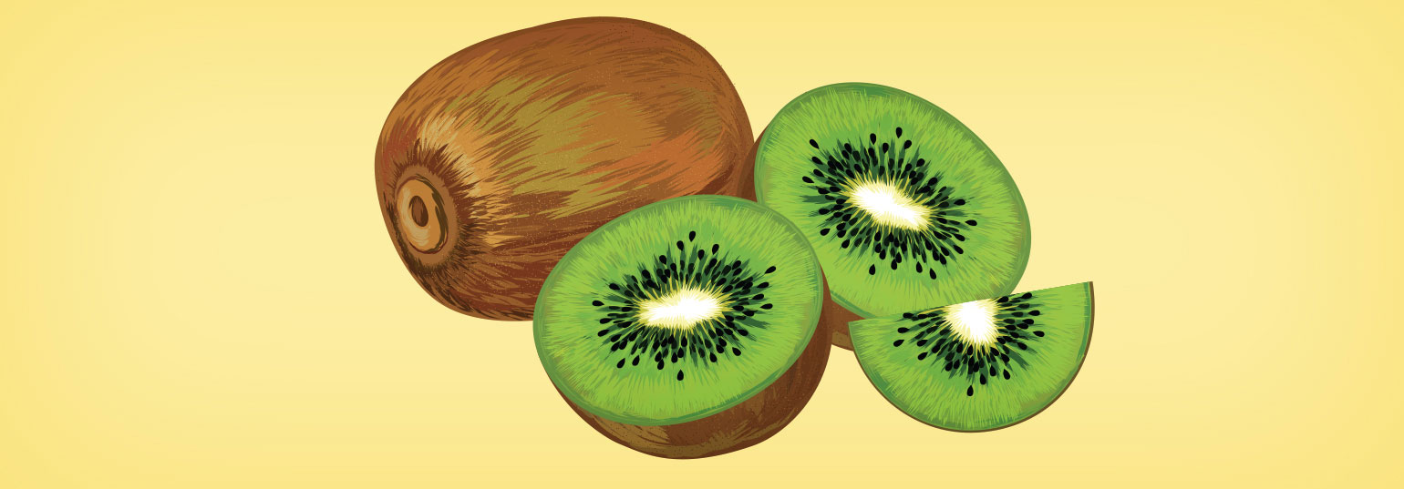 how to eat kiwi fruit benefits