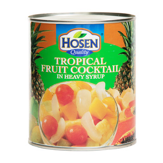 Hosen Tropical Fruit Cocktail In Syrup 825G | FairPrice