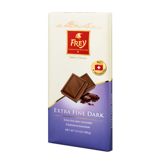 Frey Extra Fine Dark Chocolate