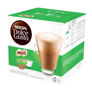 nescafe dolce gusto milo capsules 8s 8s fairprice. Black Bedroom Furniture Sets. Home Design Ideas