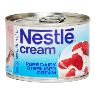 Nestle Pure Dairy Sterilised Cream 170G | FairPrice