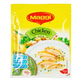 Maggi porridge malaysia
