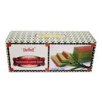Daribell Thousand Layer Cake - Pandan Flavour 350G