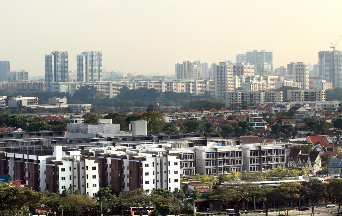 Property Sold Prices  Sg Sf