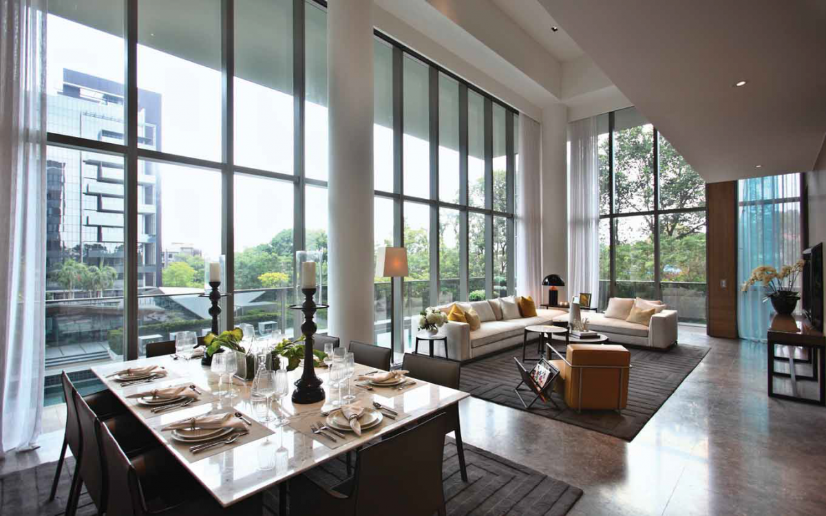 Penthouses Attempt A Rebound Property News By Edgeprop Sg