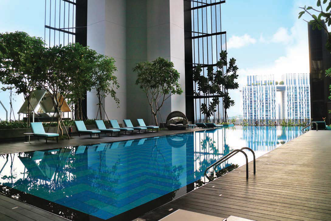 The beacon of tanjong pagar edgeprop singapore - Fitness first swimming pool singapore ...