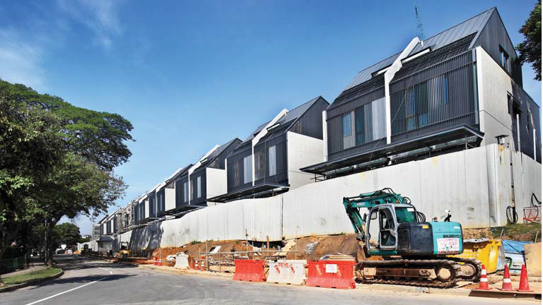 Semi Detached Houses At Victoria Park Villas Sold From 4