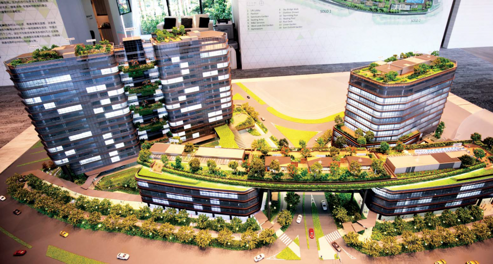 Far East Organization — first mover in Woodlands Regional Centre