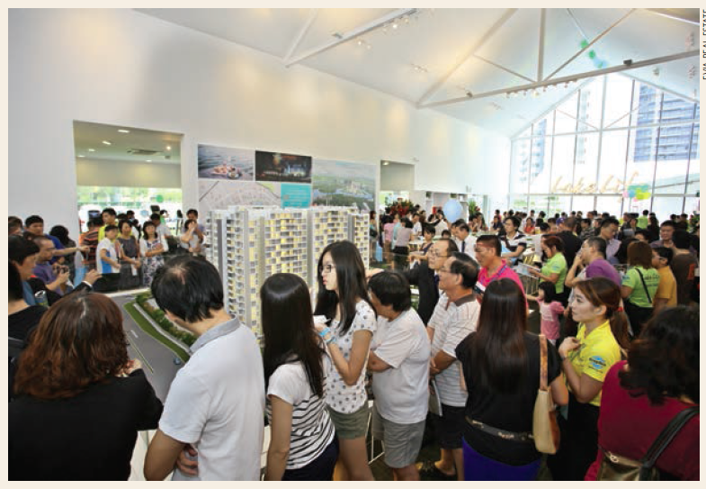 Lake Life EC launch - EDGEPROP SINGAPORE