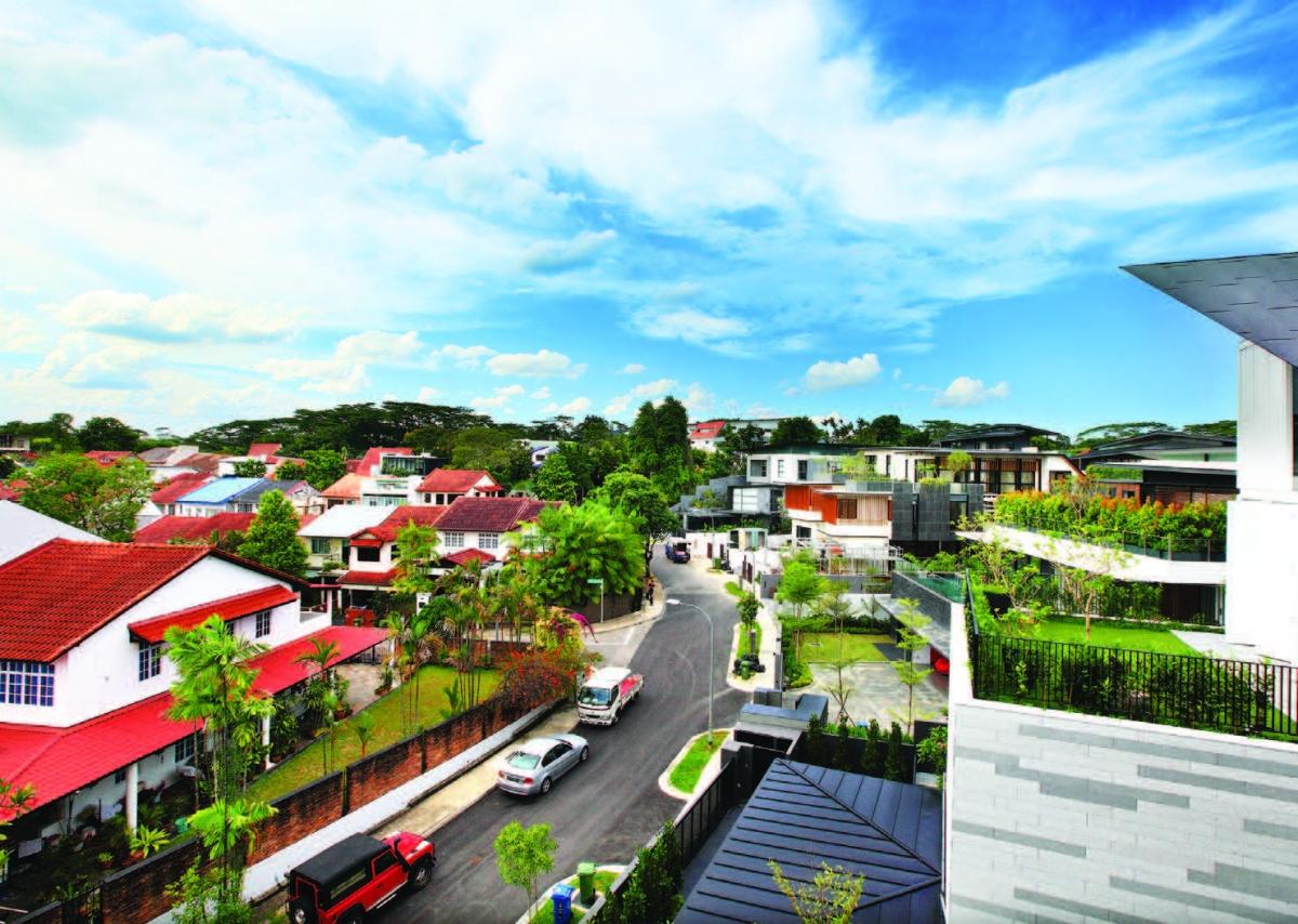 Jalan Bahasa bungalows AN Developments