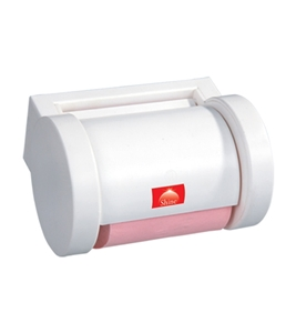 Picture Of Deluxe Toilet Tissue Holder White 85952