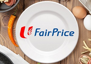 FAIRPRICE - $15 Off Online Grocery Purchases with Min. $160 Spend