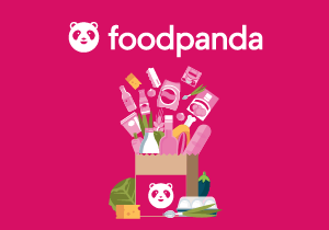 Foodpanda - $8 Off with $15 Min. Spend Platform wide (Applicable to Food Delivery and Pandamart)